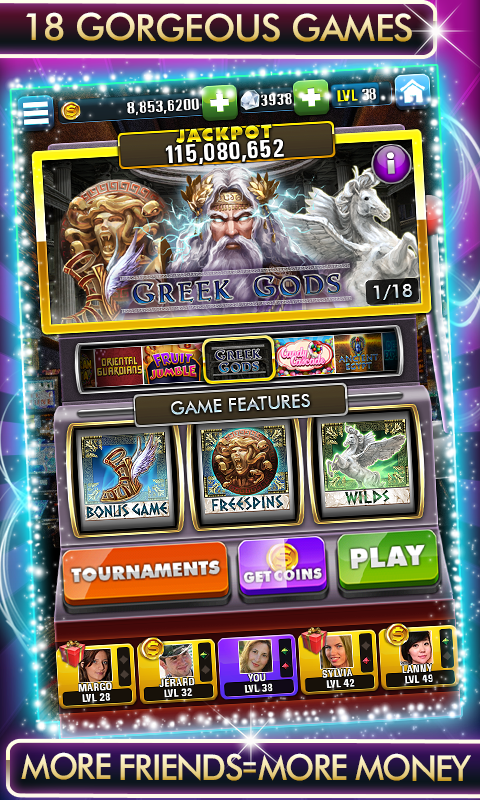SLOTS REEL FRONTIER- screenshot