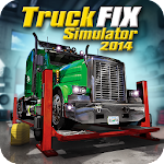 Truck Fix Simulator 2014 v1.3