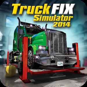 Truck Fix Simulator 2014 for PC and MAC