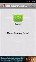 Screenshot of Copa Sudamericana 2013