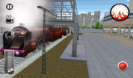 Modern Train Driver Simulator 1.0 screenshot 170511