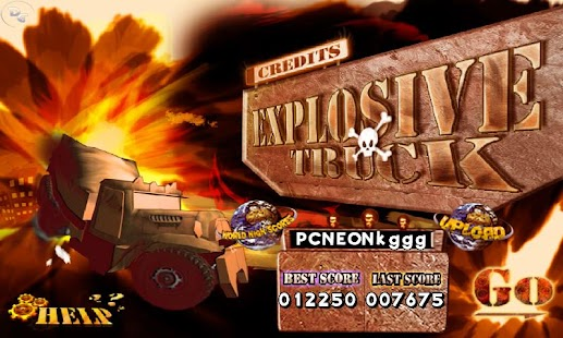 eXplosive Truck - screenshot thumbnail