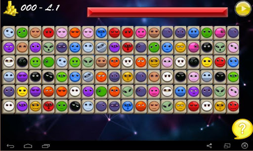 Onet Connect Colorful Face