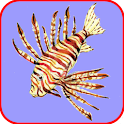 Lionfish Wars! logo