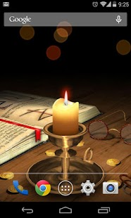 3D Melting Candle - screenshot thumbnail