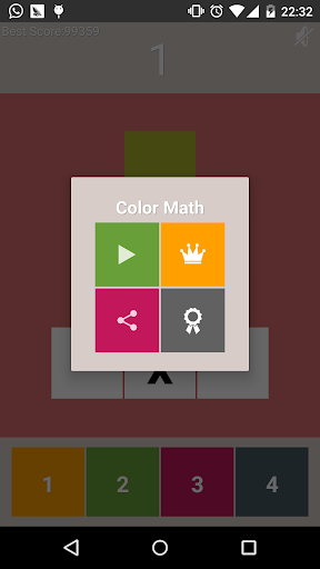 Color Math - Game