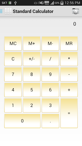 CALCU 一款會讓你想要替換舊款的順手 Android 計算機 App - 電腦玩物