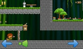 Screenshot of Ozzy's Odyssey