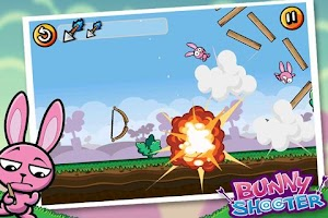 Screenshot of Bunny Shooter Best Free Game