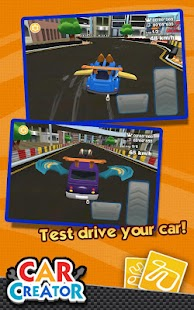 Car Creator: Test Drive - screenshot thumbnail