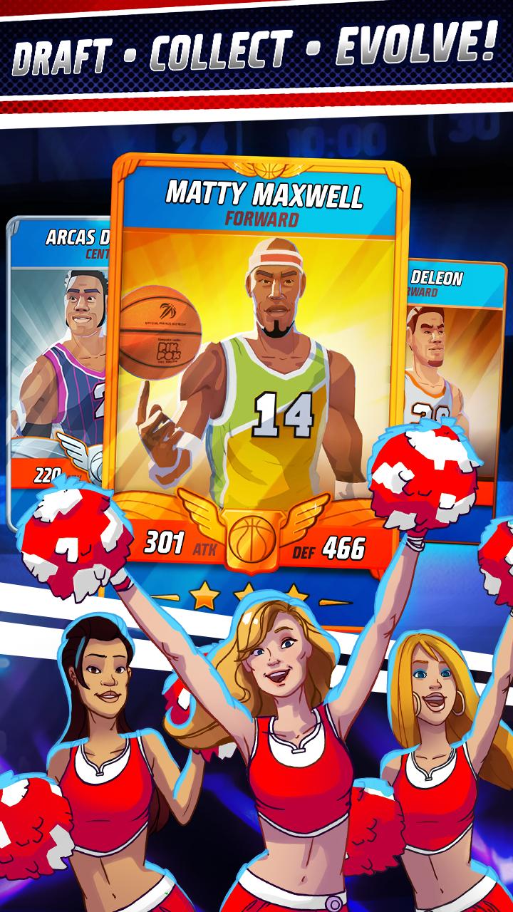 Rival Stars Basketball screenshot #4