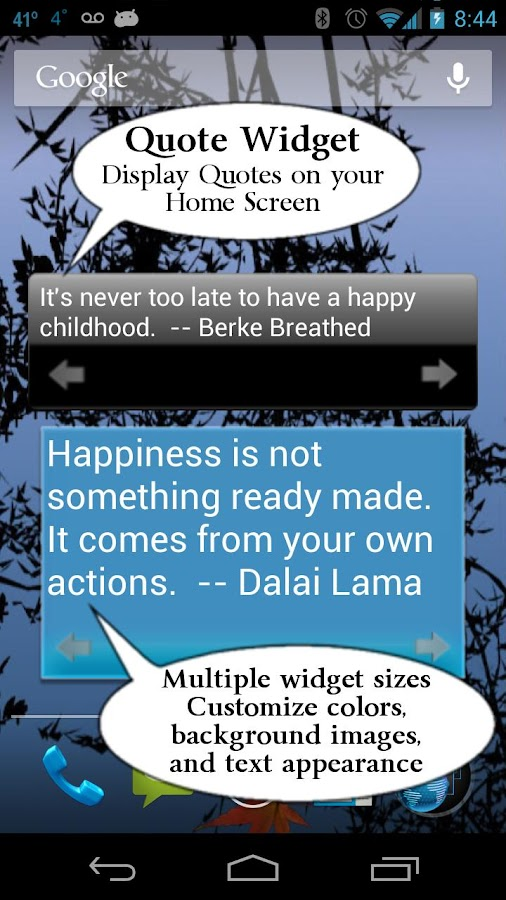 Happiness Quotes- screenshot