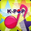 K-POP CHARTS(GANGNAM STYLE) logo
