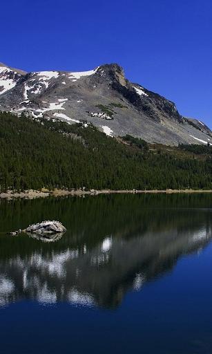 Горы Живые Обои