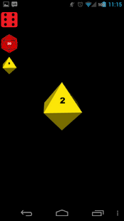 Simple Dice - screenshot thumbnail