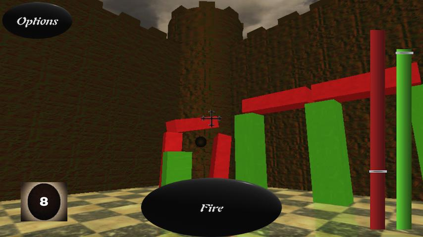 Topple Towers Lite - screenshot