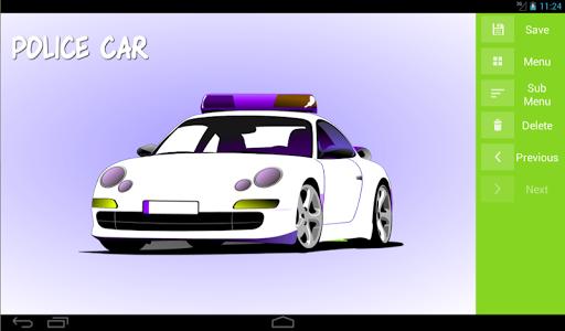 Game Belajar Mewarnai Gambar  screenshots 1