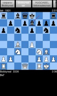 Yafi - Internet Chess- screenshot thumbnail