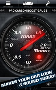 iBoost - Turbo Your Car! - screenshot thumbnail