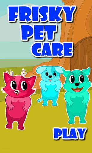 Frisky Pet Care