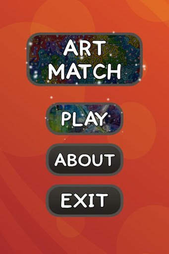 Art Match Memory Game