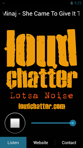 Loud Chatter