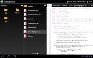 Screenshot of AntTek Explorer ProKey