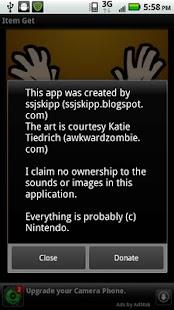 Item Get- screenshot thumbnail