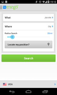 Job Search- screenshot thumbnail