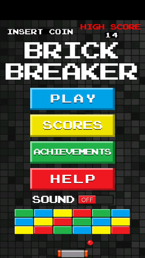 Brick Breaker Arcade - screenshot