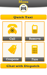 Taxi Cab -SF Bay Area Taxi App- screenshot thumbnail