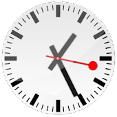 Pad Clock: Swiss Clock