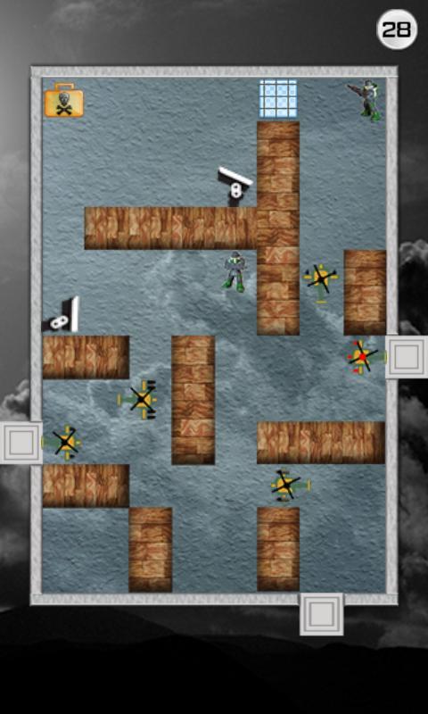 SpyBot: Deployment - screenshot