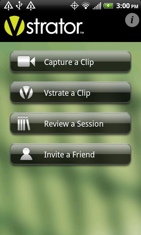 Vstrator Lite - screenshot