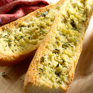 Herbed Garlic Bread.