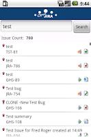 Screenshot of Open Jira