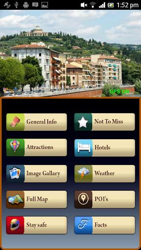 Verona Offline Map Guide