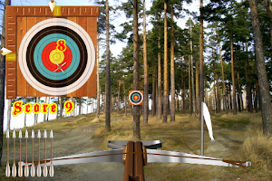 Screenshot of Crossbow Shooting