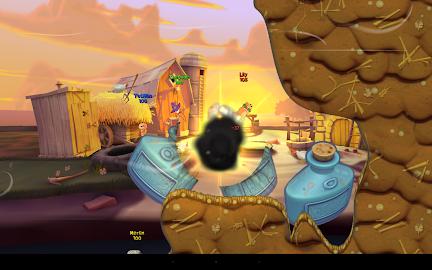 Worms 3 Screenshot 12