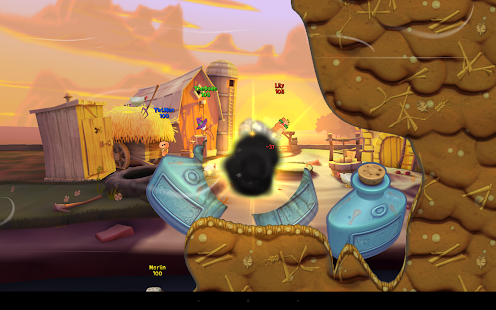 Worms 3- screenshot thumbnail