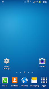 Galaxy Launcher TouchWiz