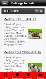 Mauiexpo - screenshot thumbnail