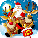 Santa's сhristmas flight
