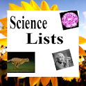 Science Lists