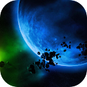 Free Space Wallpapers HD icon