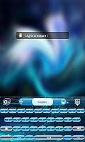 Screenshot of Crystal Unicorn GO Keyboard