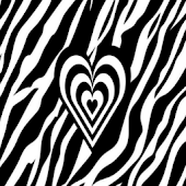 Black And White Zebra LWP PRO