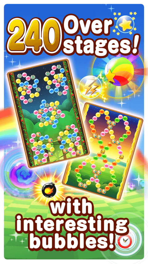 puzzle bubble original