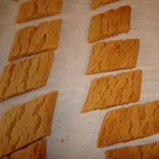 Swedish Cookies (Brunscrackers).