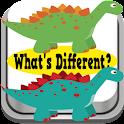 Dinosaur Toddler Game icon